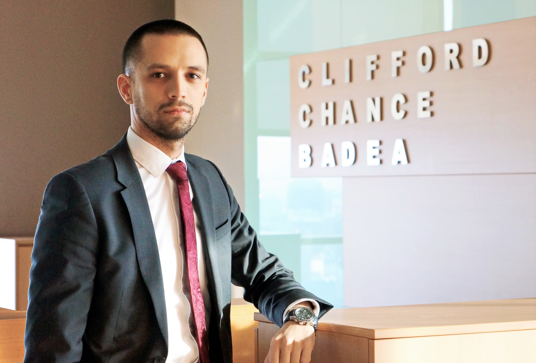 Clifford Chance Badea anunta recrutarea lui Bogdan Creteanu in pozitia de Senior Associate