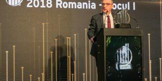 Ovidiu Sandor, CEO Mulberry Development, a fost desemnat aseara castigatorul competitiei EY Entrepreneur Of The Year