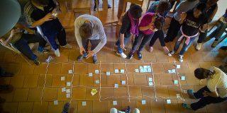 O alta zona de invatare experientiala pe care o practicam de mult la Interact este cea a simularilor de afaceri