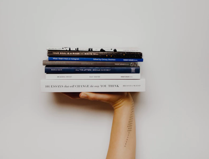 Carti de dezvoltare personala pe care ar trebui să le citesti