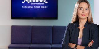 Alexandra Ristariu va ocupa functia de Director General al Mondelez Romania