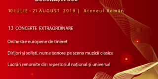 "13 concerte extraordinare in Festivalul International ""Vară Magica"""