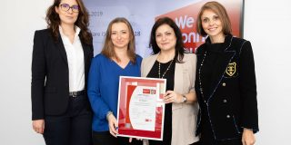 Edenred Romania a obtinut prima certificare de calitate din Romania in Customer Satisfaction