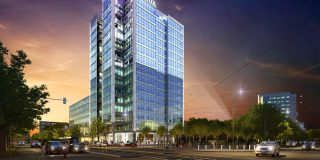 Deloitte Romania si-a mutat birourile in cladirea The Mark