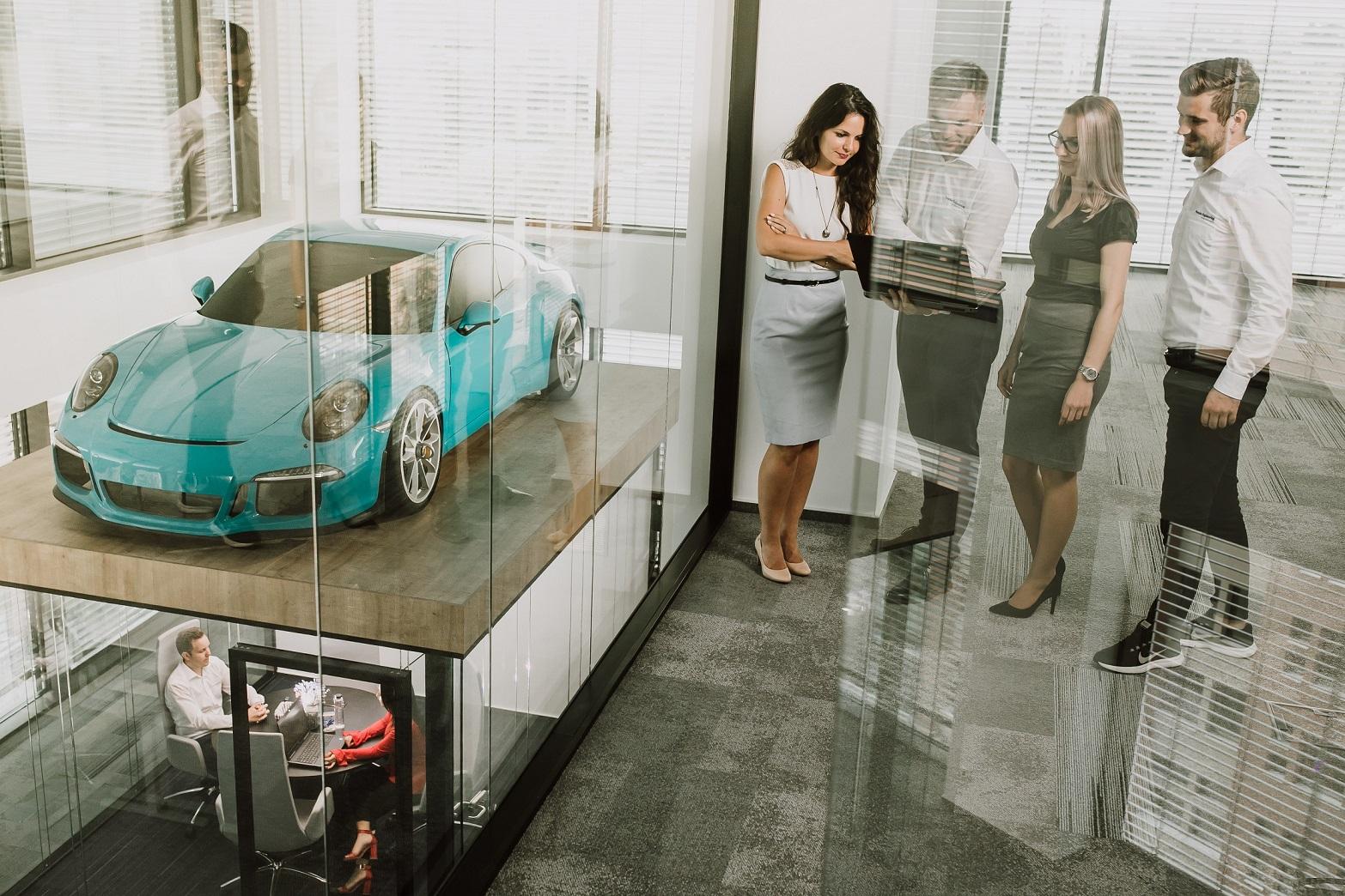 Porsche Engineering Romania intentioneaza ss isi mareasca numarul de angajati de la 120, la 200, in 2019