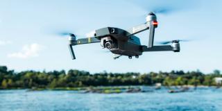 O companie americana se pregateste sa testeze livrarea de mancare prin intermediul dronelor