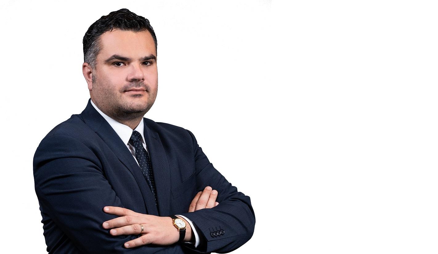 Costin Nistor va prelua atributiunile de Managing Director al biroului BNP Paribas Real Estate Romania