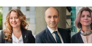 Deloitte Romania ii promoveaza pe Zeno Caprariu si Irina Dobre ca parteneri si o recruteaza pe Corina Dimitriu pentru ocuparea unei pozitii similare