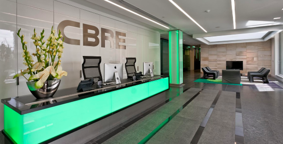 Gijs Klomp, parte din echipa CBRE în poziţia de head of investment properties