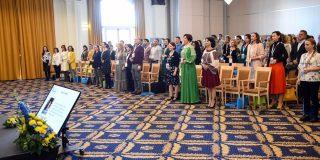 Conferinta Internationala de Coaching, organizata de o echipa romani, la Bruxelles