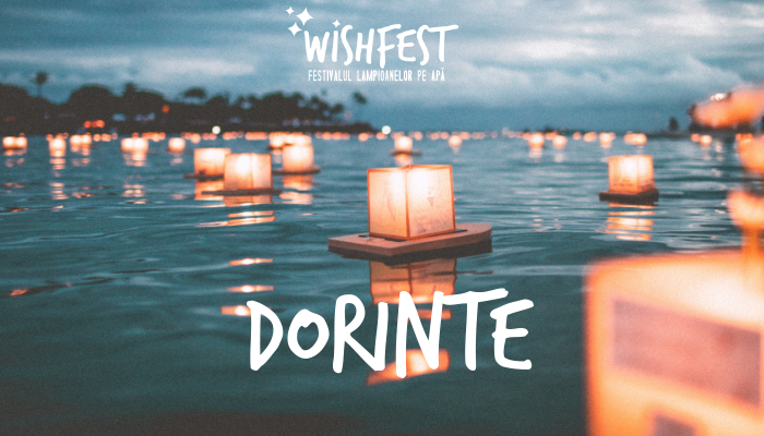 WishFest este festivalul celor care cred in dorinte