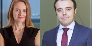 Societatea de avocatura D&B David si Baias anunta ca Amelia Teis si Mihail Boian devin parteneri