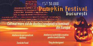 E vorba desprePumpkin Festival, care are loc intre 24 si 27 oct