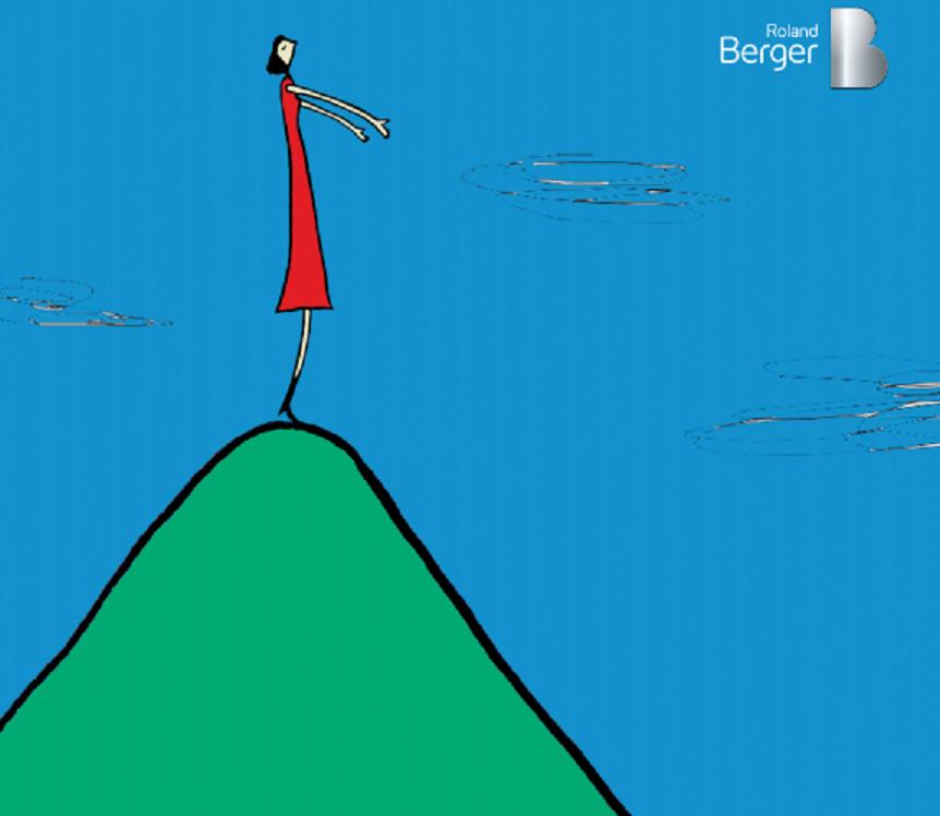 femeile ocupa intreg spectrul de roluri de conducere