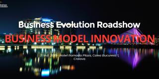 Roadshow-ul Business Evolution – Strategy. Tactics. Transformation organizat de catre Doingbusiness.ro