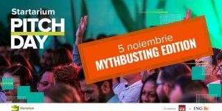 Startarium PitchDay 2019: Finala celei mai mari competitii pentru startup-uri din Romania