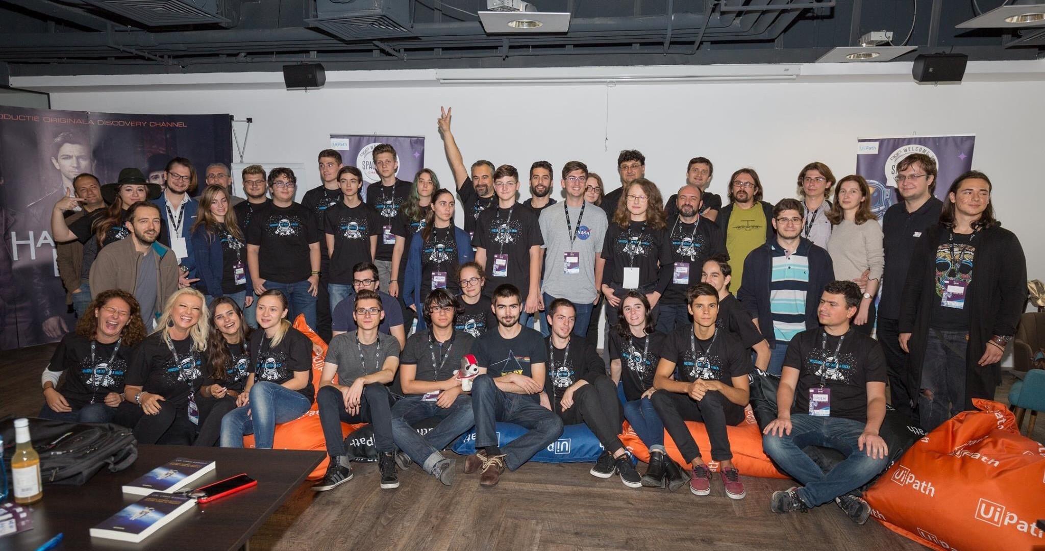 Incep inscrierile pentru a IV-a editie a Hackathonului NASA Space Apps Challenge in Romania