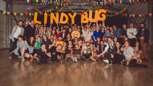 Festivalul International de Swing Dance LindyBug, intre 25 si 27 octombrie