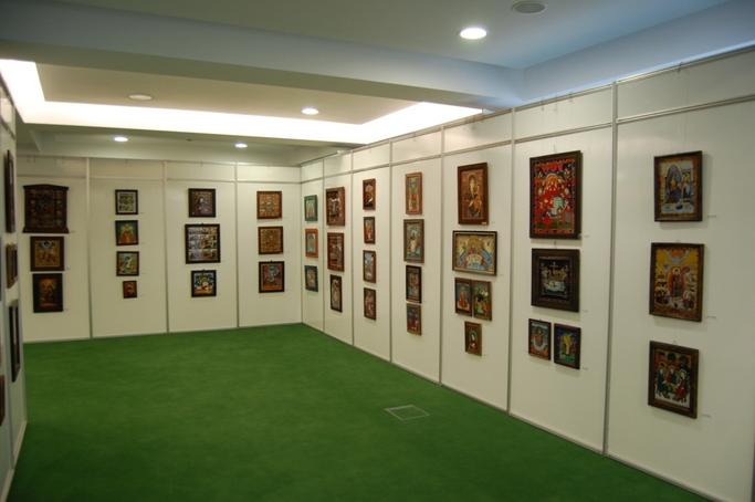 Sapte expoziti in cadrul celei de-a 29-a editii a Festivalului National de Teatru
