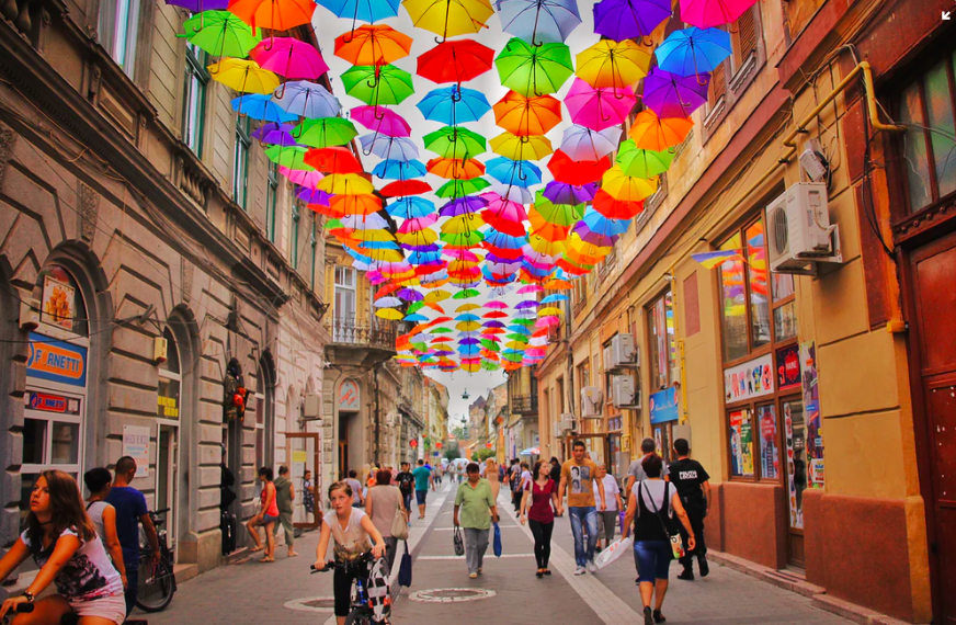 Pretul mediu al unei vacante de sarbatori, in Romania, este de 311 euro pe pachet