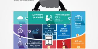 Microintreprinderile inregistreaza cele mai multe restante la plata