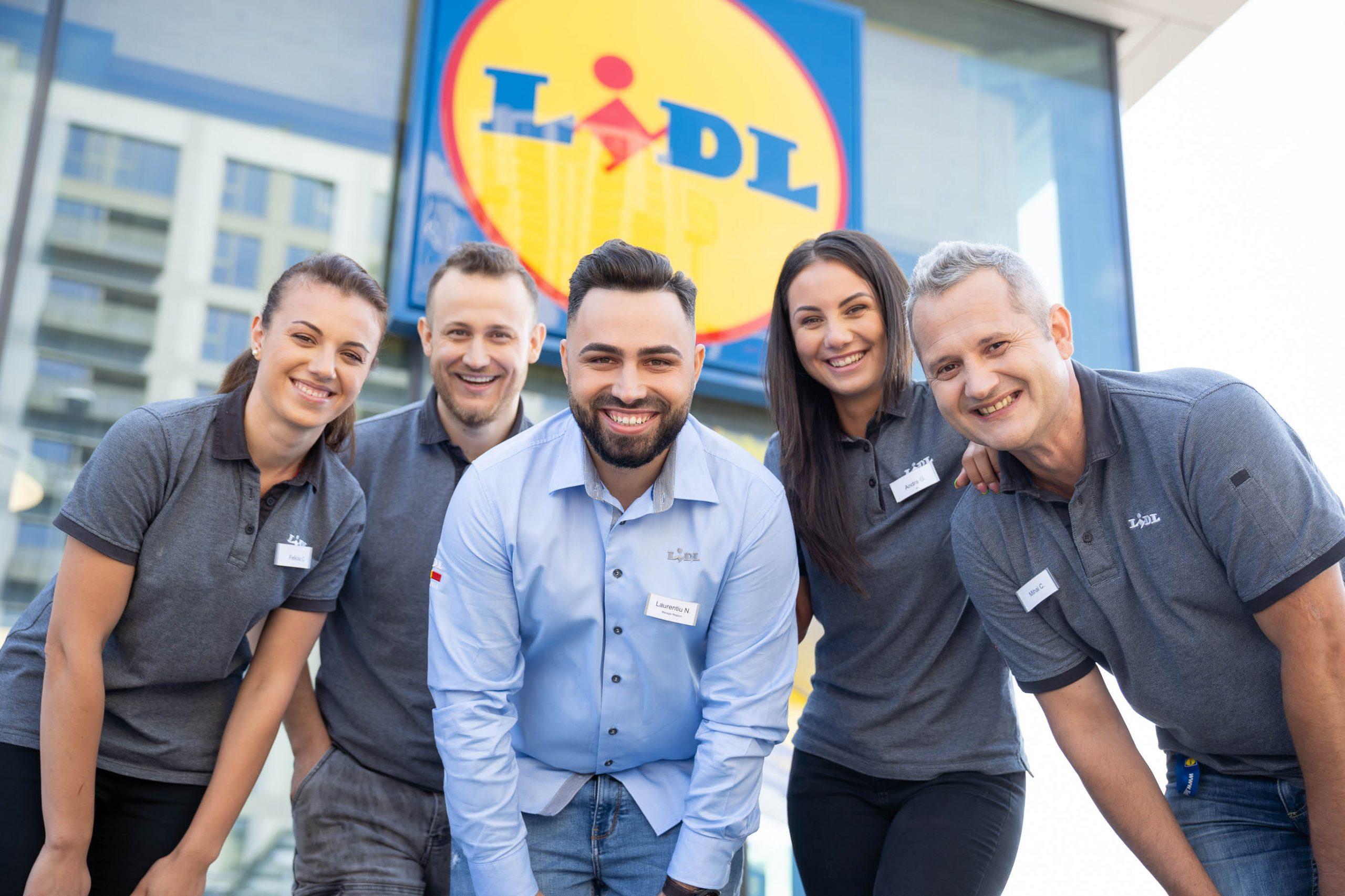 """Lidl Romania obtine certificarea """"top Employer"""" si isi consolideaza pozitia de angajator de top"""