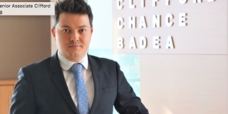 Clifford Chance Badea isi consolideaza practica de M&A Real Estate dupa revenirea lui Andrei Caloian ca Senior Associate
