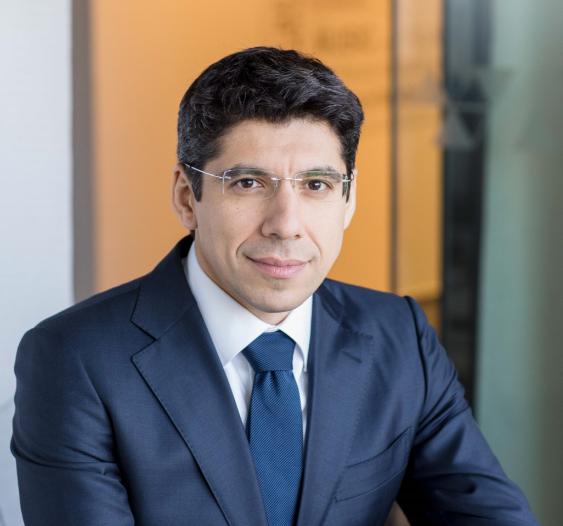 Sévan Kaloustian este noul Managing Director al Janssen Companiile Farmaceutice ale Johnson & Johnson in Romania