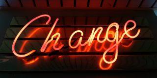 Pentru schimbarea corporativa, incepe cu pasi mici