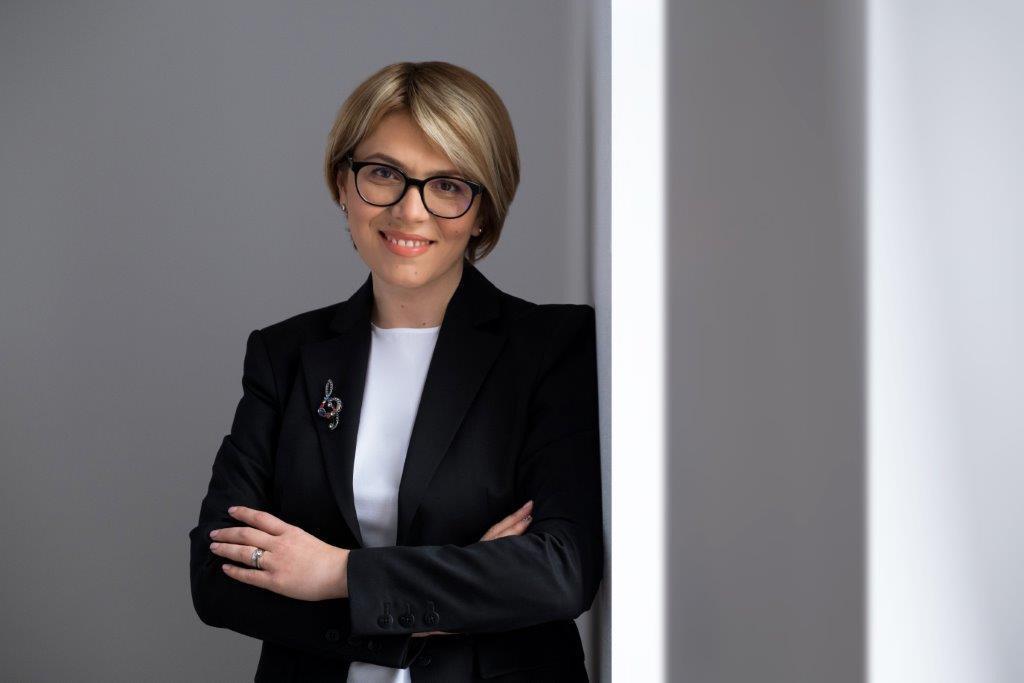 Vodafone Romania o numeste Director de Resurse Umane pe Anca Marcu, incepand cu 23 martie 2020
