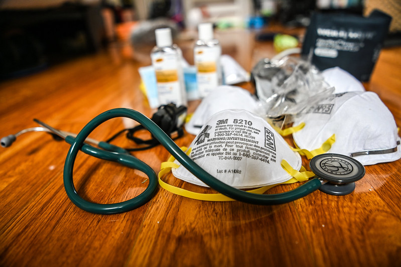 Siguranta oamenilor la locul de munca in conditiile pandemiei COVID-19