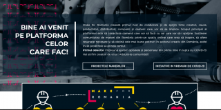 Asociatia Nod makerspace lanseaza platforma nationala Make for Romania