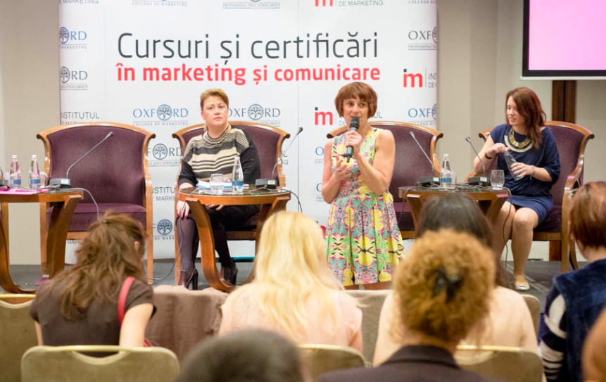 Noi programe de training virtual pentru profesionistii de marketing