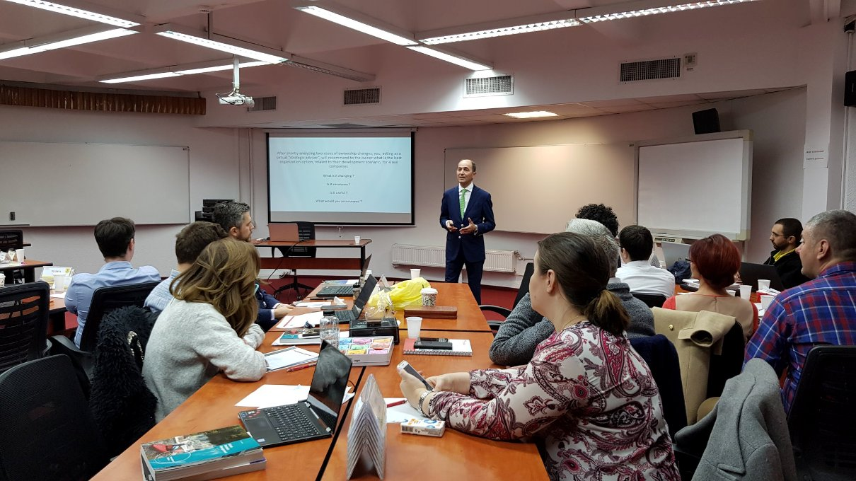 Scoala de afaceri ASEBUSS ofera consultanta pro bono managerilor si antreprenorilor