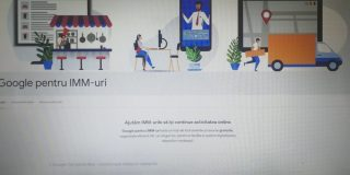 "Google lanseaza platforma online ""Google pentru IMM-uri"""