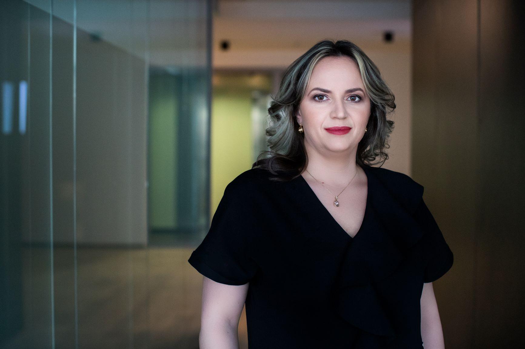 Claudia Sofianu, noul lider EY Europa Centrala si de Sud-Est si Asia Centrala pe consultanta pentru dezvoltarea capitalului uman