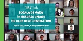 traditionala Scoala de Vara HR Club Next Generation