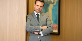 Dimitris Raptis, noul CEO Globalworth Group